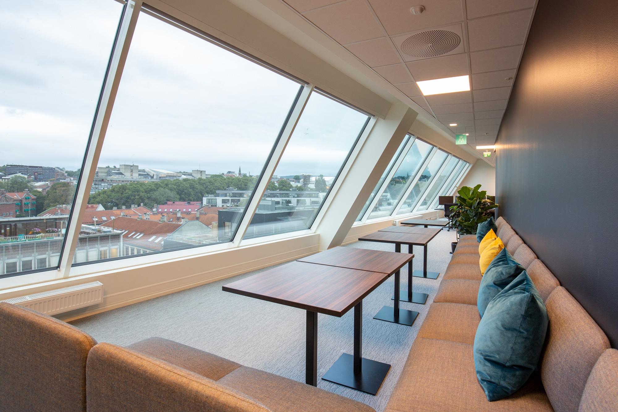 Aarsland møbelfabrikk. Oppdragsgiver: Bane Nor Foto: Kjetil Gudmestad