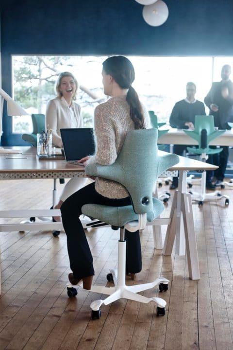 Aarsland ergonomi Vid skrivebord
